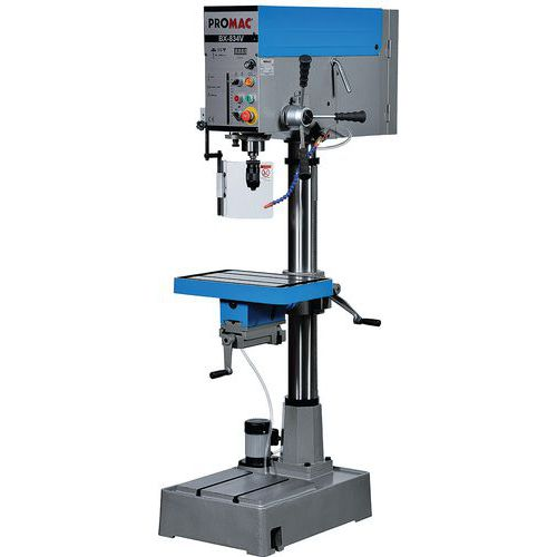 Kolomboormachine met regelaar PROMAC BX 834V